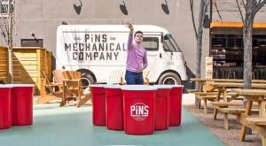 Go Bowling Or Play Your Favorite Arcade Games At Pins Mechanical Company, A New Bar And Arcade In Nashville