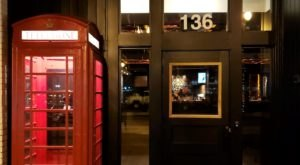 Accessible Only Through A Secret Phone Booth, The Red Phone Booth Is The Nashville Speakeasy You Have To Visit
