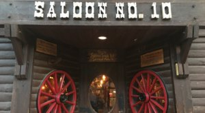 Travel Back In Time When You Eat At Saloon No. 10, A Wild West-Themed Restaurant In South Dakota