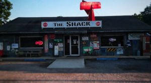 A Tiny Diner Right Off The Interstate, The Shack Is A Worthy Hidden Gem In Alabama