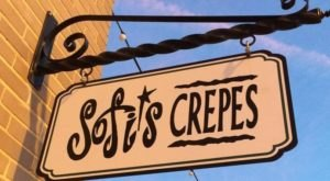 Sofi's Crepes Is A Savory And Sweet Crepe Shop In Maryland That Certainly Doesn't Fall Flat
