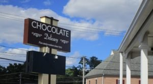 The Sweet Selection At The Chocolate Delicacy In Rhode Island Is Beyond Your Wildest Imagination