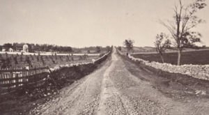 The Oldest Road In America, The King's Highway, Passes Right Through North Carolina