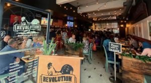 The Rotisserie Chicken And Whimsical Atmosphere Make Cincinnati's Revolution A Must-Try Dining Destination