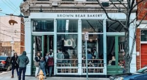 Treat Yourself To A Box Of Pastries At Brown Bear Bakery In Cincinnati