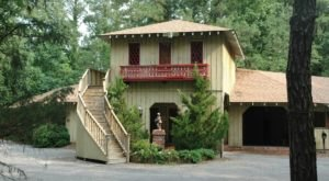 Sip Wine And Mingle With Ghosts At The Country Squire, A Famous Haunted Restaurant And Winery In North Carolina