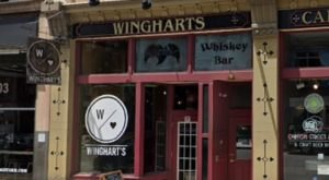 Try The Spectacular 1-Pound Burger At Winghart's Burgers, An Unsuspecting Pittsburgh Burger Bar