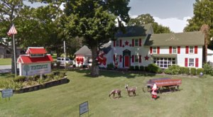 Get In The Spirit At The Biggest Christmas Store In New Jersey: Winterwood Gift & Christmas Shoppe