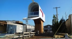 The World's Single-Largest Mailbox Is Located Right Here In Illinois