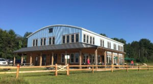 Your Tastebuds Will Take Flight When You Eat At The Airfield Cafe In New Hampshire