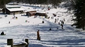 Go Sled Riding And Build Snowmen At The 2020 Toboggan Festival In West Virginia