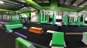 The Largest Indoor Obstacle Park In Missouri Is Motus Ninja Warrior