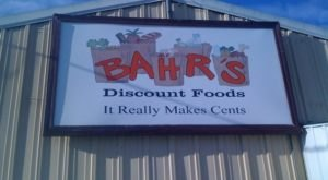 Visit Missouri's Awesome Scratch And Dent Store, Bahr's Discount Foods, For Hundreds Of Bargain Items