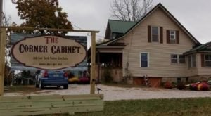 Grab A Delicious Meal To Go And Shop At The Corner Cabinet, A Hidden Gem In A Tiny Missouri Town