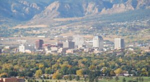 The City Of Colorado Springs, Colorado Is Being Called One Of The Best Places In The World To Visit In 2020