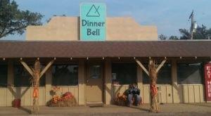 Listen For Dinnertime At A Small Town Kansas Restaurant Named The Dinner Bell