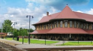 North Carolina's Hamlet Station Is The Most Photographed Historic Train Station In The East