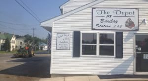 Grab And Go Or Stay A While At Barclay Depot, A Tasty Hole-In-The-Wall Restaurant In Maryland