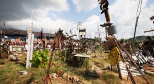 Alabama's African Village In America Just Might Be The Strangest Roadside Attraction Yet