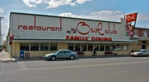 Have A True Nevada Breakfast, Lunch, And Dinner At The Historic Owl Club Restaurant