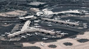 One Of The Oldest Airports In The U.S., Newark Liberty International In New Jersey Is Now 92 Years Old