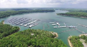 Kentucky's Conley Bottom Resort Is A Beautiful Lakefront Destination For The Whole Family
