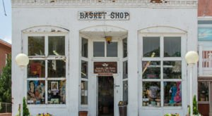 Aceves Old Town Basket & Rug Shop, One Of New Mexico's Most Charming Shops, Is Located In A Former Butcher Shop
