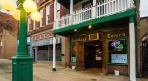 Sip Wine And Mingle With Ghosts At Crosskeys Tavern, A Famous Haunted Bar In Ohio