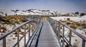 The Interdune Boardwalk Trail In New Mexico That Leads To Incredibly Scenic Views