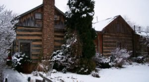 Treat Yourself To A Stay At The Inn And Spa At Cedar Falls, The Coziest Winter Getaway In Ohio