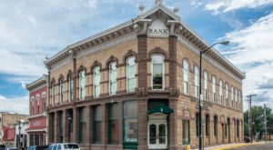 There Are More Than 900 Historic Buildings In The Small Town Of Las Vegas, New Mexico
