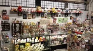 Hundreds And Hundreds Of Waving Cats Greet You At Ohio's Lucky Cat Museum