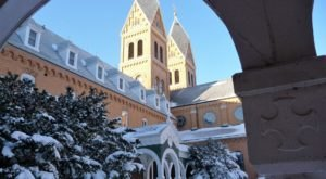 Everyone Should Tour The Grounds Of North Dakota's Beautiful Assumption Abbey At Least Once