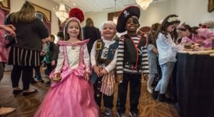 Join A Treasure Hunt, Walk The Plank, And More At Salvatore's Pirates And Princesses Brunch In Buffalo