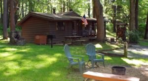 Cook Riverside Cabins In The Forest Near Pittsburgh Let You Glamp In Style