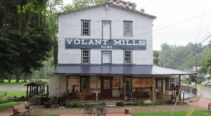 Volant Mills Is One Of The Most Charming Shops Near Pittsburgh, Is Located In Former Grist Mill