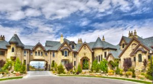 You'll Feel Like Royalty When You Stay At This Utah Castle Overnight