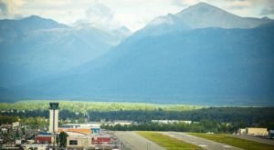 One Of The Oldest Airports In The U.S., Merrill Field In Alaska Is Now 90 Years Old