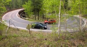 The 5 Most Terrifying Drives You Can Possibly Take In South Dakota