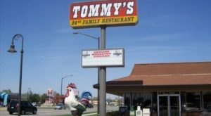 Fill Your Tummy For Not Much Money At Tommy's Family Restaurant In Nebraska