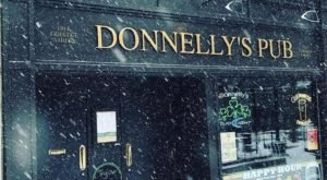 You'll Have A Great Meal At The Lively Donnelly's, An Irish Pub In The Heart Of Iowa