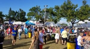 If You Only Attend One Festival In Florida This Winter, Make It The Florida Keys Seafood Festival