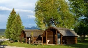 Teton Valley Resort Near Yellowstone National Park In Idaho Let You Glamp In Style