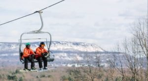 Enjoy 51 Acres Of Pristine Slopes At Mount Southington Ski Area In Connecticut