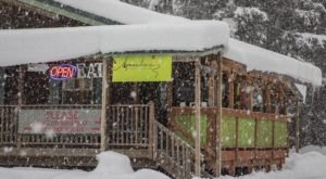 You'll Find Some Of The Best Brunch In Alaska At Spoonline, Hiding In One Of The Snowiest Spots In The State