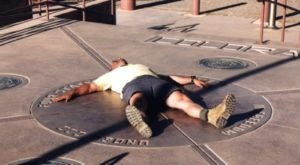 You Can Stand In Four Different States At Once At The Four Corners In Colorado