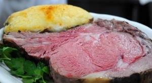 The Massive Prime Rib At Kreis' Steakhouse In Missouri Belongs On Your Dining Bucket List