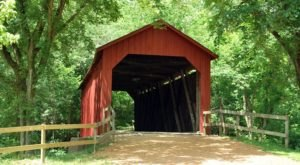 Hop In The Car And Visit All 4 Of Missouri's Covered Bridges In One Day