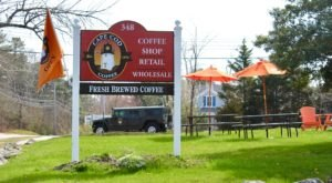 Cape Cod Coffee In Massachusetts Is A Coffee Lovers Dream With Over Four Dozen Kinds Of Beans