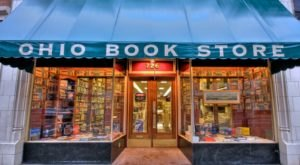 This 5-Story Bookstore In Ohio, Ohio Book Store, Is Like Something From A Dream